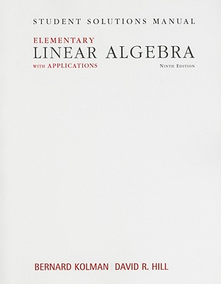 linear algebra with applications 5th edition solutions manual pdf