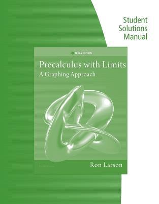 Calculus larson 6th edition