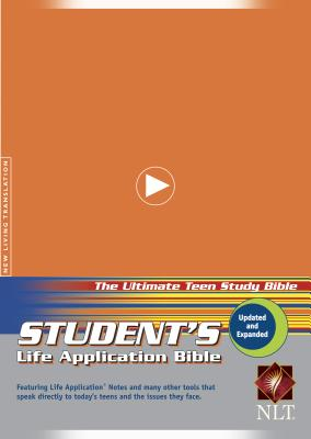 Student's Life Application Bible-Nlt - Tyndale (Producer)