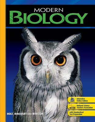 Study Guide Mod Biol 2006 - Holt Rinehart & Winston
