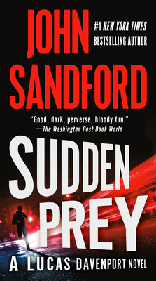 Sudden Prey - Sandford, John