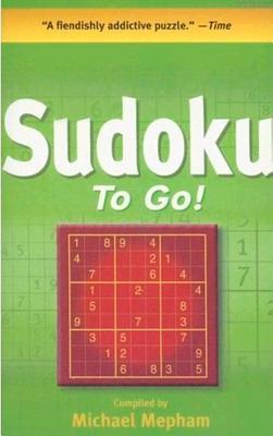 Sudoku to Go - Mepham, Michael