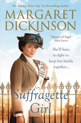 Suffragette Girl - Dickinson, Margaret