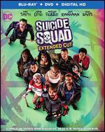 Suicide Squad [Blu-ray/DVD]