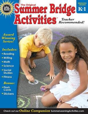 Summer Bridge Activities, Grades K - 1: None - Summer Bridge Activities (Compiled by), and Rainbow Bridge Publishing (Compiled by)