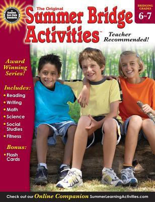 Summer Bridge Activities(r), Grades 6 - 7 - Summer Bridge Activities (Compiled by)