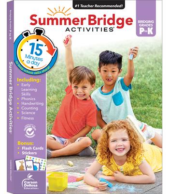 Summer Bridge Activities(r), Grades Pk - K - Summer Bridge Activities (Compiled by)