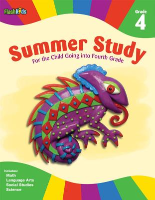 Summer Study: Grade 4 (Flash Kids Summer Study) - Flash Kids Editors (Editor)