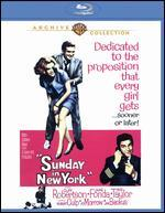 Sunday in New York [Blu-ray]