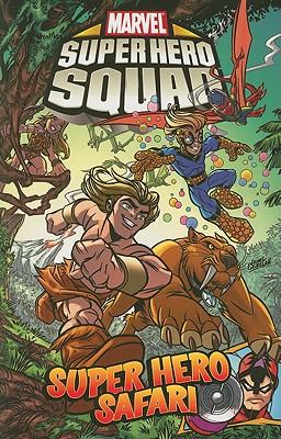 Super Hero Safari - Dezago, Todd (Text by)