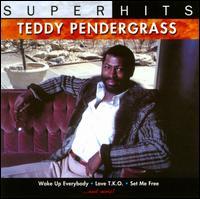 Super Hits - Teddy Pendergrass