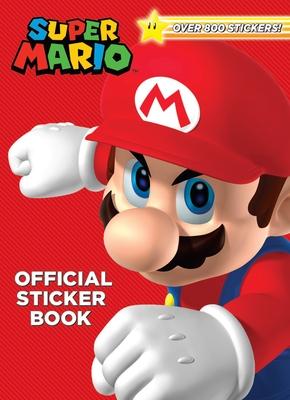 Super Mario Official Sticker Book (Nintendo) - Foxe, Steve