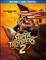 Super Troopers 2 [Includes Digital Copy] [Blu-ray/DVD]