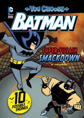 Super-Villain Smackdown - Sazaklis, John