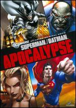 Superman/Batman: Apocalypse - Lauren Montgomery