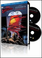 Superman: Doomsday [Includes Death of Superman Graphic Novel] [Blu-ray] - Brandon Vietti; Bruce Timm; Lauren Montgomery