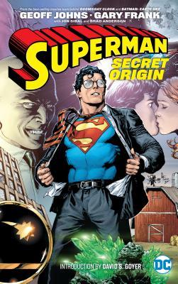 Superman: Secret Origin (New Edition) - Johns, Geoff