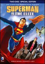 Superman vs. The Elite -