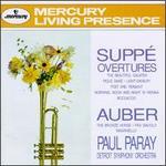 Suppé: Overtures; Auber: The Bronze Horse; Etc. - Detroit Symphony Orchestra
