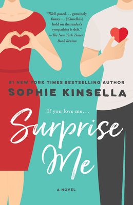 Surprise Me - Kinsella, Sophie