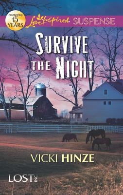 Survive the Night - Hinze, Vicki
