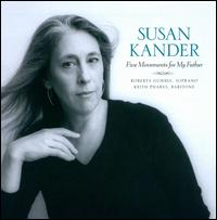 Susan Kander: Five Movements for My Father - Eric Bartlett (cello); Keith Phares (baritone); Lino Gomez (clarinet); Lino Gomez (sax); Roberta Gumbel (soprano);...