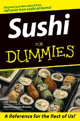 Sushi for Dummies - Strada, Judi, and Moreno, Mineko Takane