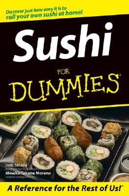 Sushi for Dummies - Strada, Judi, and Moreno, Mineko Takane