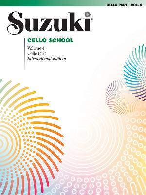 Suzuki Cello School, Vol 4: Cello Part - Alfred Music