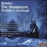 Sviridov: The Snowstorm; Pushkin's Garland