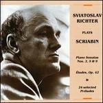 Svjatoslav Richter plays Scriabin