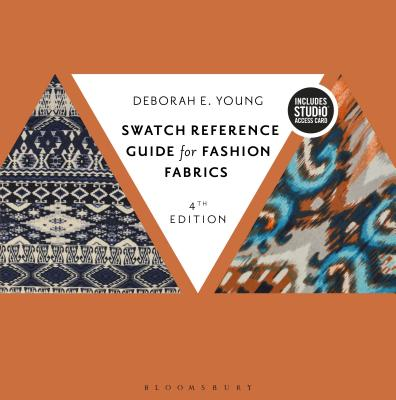 Swatch Reference Guide for Fashion Fabrics: Bundle Book + Studio Access Card - Young, Deborah E