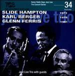 Swiss Radio Days: Jazz Live Trio Concert Series, Vol. 34