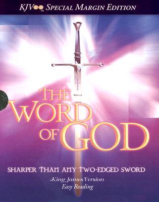 Sword Bible-OE-Large Print KJV Easy Reading - Gem Publishing (Creator)