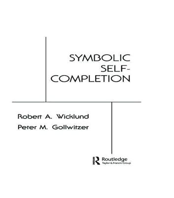 Symbolic Self Completion - Wicklund, Robert A