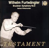 Symphony 8 1949 - Berlin Philharmonic Orchestra; Wilhelm Furtwängler (conductor)