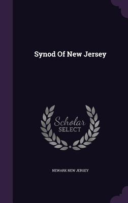Synod of New Jersey - Jersey, Newark New