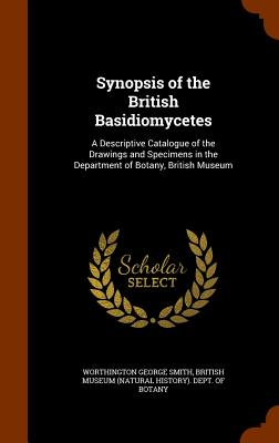 Synopsis of the British Basidiomycetes: A Descriptive Catalogue of the Drawings and Specimens in the Department of Botany, British Museum - Smith, Worthington George, and British Museum (Natural History) Dept (Creator)