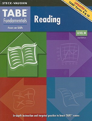 TABE Fundamentals: Reading, Level M - Gathers, Victor (Editor)