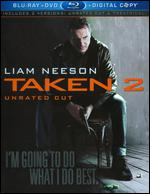Taken 2 [Unrated/Theatrical] [2 Discs] [Includes Digital Copy] [Blu-ray/DVD] - Olivier Megaton