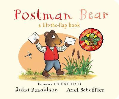 Tales from Acorn Wood: Postman Bear - Donaldson, Julia