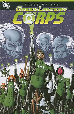 Tales of the Green Lantern Corps - Various
