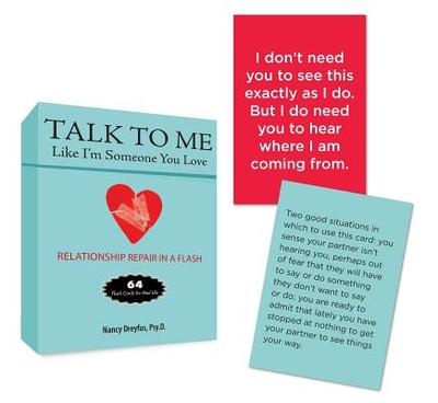 Talk to Me Like Im Someone You Love: Flash Cards for Real