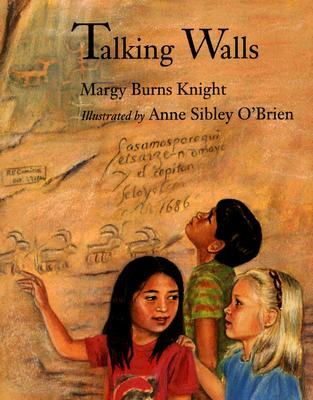 Talking Walls - Knight, Margy Burns