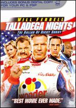 Talladega Nights: The Ballad of Ricky Bobby [Unrated] [Includes Digital Copy]