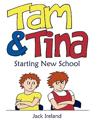 Tam and Tina Starting New School -