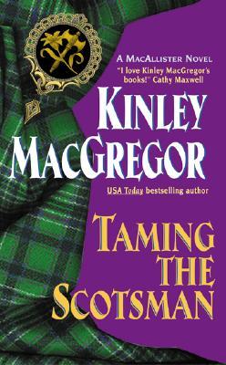 Taming the Scotsman - MacGregor, Kinley