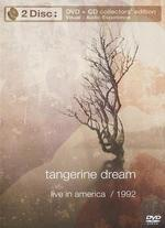 Tangerine Dream: Live in America - Ninety Two