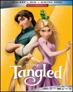 Tangled [Includes Digital Copy] [Blu-ray/DVD] - Byron Howard; Nathan Greno