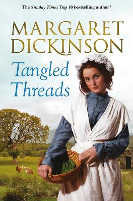 Tangled Threads - Dickinson, Margaret